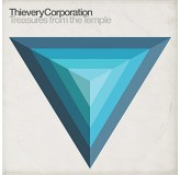 Thievery Corporation Treasures From The Temple LP