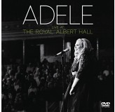 Adele Live At The Royal Albert Hall DVD+CD