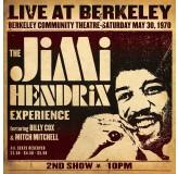 Jimi Hendrix Experience Live At Berkeley LP2