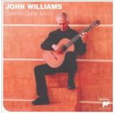 John Williams Spanish Guitar Music CD