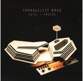 Arctic Monkeys Tranquility Base Hotel + Casino CD