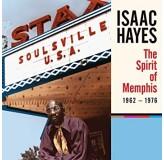Isaac Hayes Spirit Of Memphis 1962-1976 CD4+7SINGLE