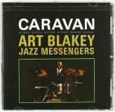 Art Blakey & The Jazz Messengers Caravan Keepnews CD