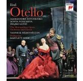 Yannick Nezet-Seguin Verdi Otello BLU-RAY