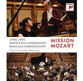 Lang Lang Mission Mozart BLU-RAY