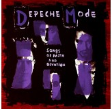 Depeche Mode Songs Of Faith And Devotion Legacy Vinyl 180Gr LP