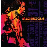 Jimi Hendrix Machine Gun The Fillmore East First Show 1969 CD