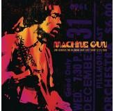 Jimi Hendrix Machine Gun The Fillmore East First Show 1969 LP2