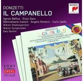 Gary Bertini Wiener Symphoniker Donizetti Il Campanello Di Notte CD