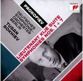 Tugan Sokhiev Prokofiev Lieutenant Kije Suite, Symphonies Nos.1+7 CD
