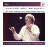 Jacques Mercier Jacques Mercier Conducts French Masterworks CD10