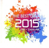 Razni Izvođači The Best Of 2015 Pop-Zabavna Hitovi CD/MP3
