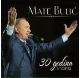 Mate Bulić 30 Godina S Vama CD+DVD