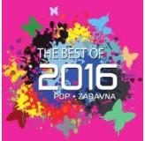 Razni Izvođači Best Of 2016 Pop-Zabavna Hitovi CD/MP3