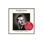 Andrija Konc Portret Jednog Tenora 1914.-1945. CD