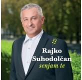 Rajko Suhodolčan Senjam Te CD/MP3