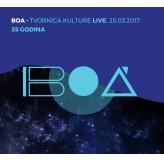 Boa Tvornica Kulture Live 35 Godina MP3