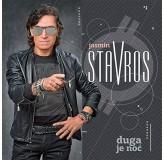 Jasmin Stavros Duga Je Noć CD/MP3