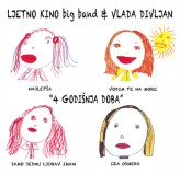 Ljetno Kino Big Band & Vlada Divljan 4 Godišnja Doba CD/MP3