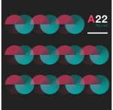 Razni Izvođači Aq Total 22 A CD3/MP3