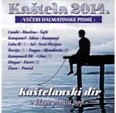 Razni Izvođači Večeri Dalmatinske Pisme Kaštela 2018 CD
