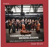 Mendelssohn Kammerorchester Bruns Cosmopolitan Mendelssohn CD