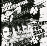 Jan Akkerman Talent For Sale CD