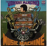 Johnny Almond Music Ma Patent Pending CD