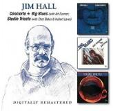 Jim Hall Concierto, Big Blues, Studio Trieste CD2