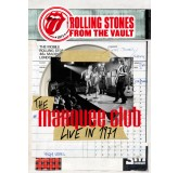 Rolling Stones From The Vault Marquee Club, Live In 1971 DVD