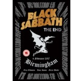 Black Sabbath The End - Birmingham 2017 DVD