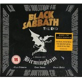 Black Sabbath The End - Birmingham 2017 Super Deluxe DVD+BLU-RAY+CD3