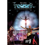 Who Tommy Live At The Royal Albert Hall DVD