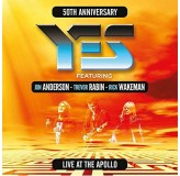 Yes Live At The Apollo 50Th Anniversary LP3