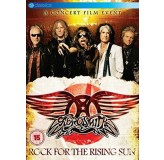 Aerosmith Rock For The Rising Sun DVD