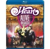 Heart Alive In Seattle BLU-RAY