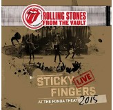 Rolling Stones From The Vault Sticky Fingers Live At The Fonda Theatre 2015 DVD+CD