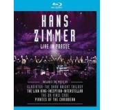 Hans Zimmer Live In Prague BLU-RAY