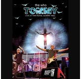 Who Tommy Live At The Royal Albert Hall BLU-RAY