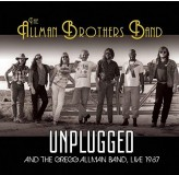 Allman Brothers Band Unplugged CD