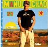 Manu Chao La Radiolina CD