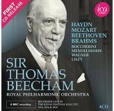 Thomas Beecham Royal Philharmonic Orchestra Haydn, Mozart, Beethoven, Brahms CD4