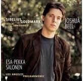 Joshua Bell Sibelius, Goldmark Violin Concertos CD
