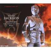 Michael Jackson History+Past, Present & Future Book1 CD