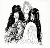 Aerosmith Draw The Line CD