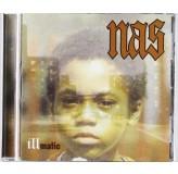 Nas Illmatic CD