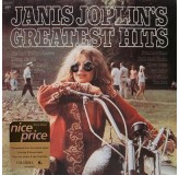 Janis Joplin Greatest Hits CD
