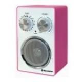 Radio Roadstar Hra-1100 Pink RADIO