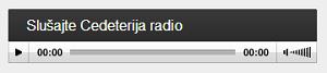 cedeterija radio hr