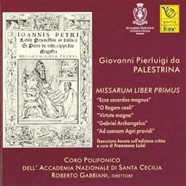 Roberto Gabbiani Palestrina Missarum Liber Primus SACD3